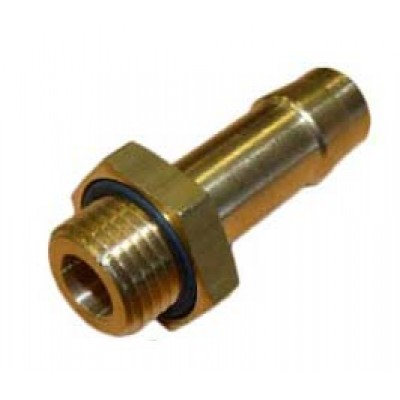 HOSE BARB MALE CONNECTOR - METRIC THREAD