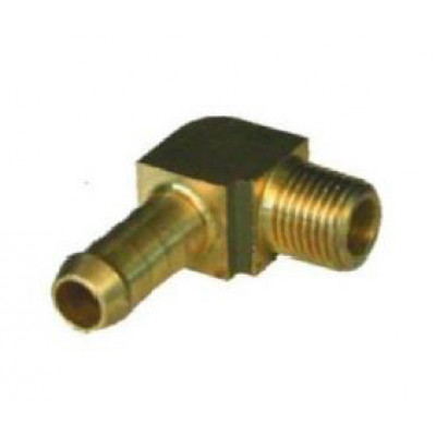 HOSE BARB MALE ELBOW 90˚ CONNECTOR