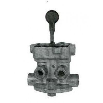 AMERICAN BRAKE VALVE - DASH VALVE - TH3 STYLE