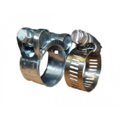 HOSE CLAMP - STAINLESS STEEL