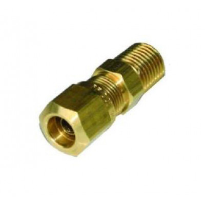 COMPRESSION MALE CONNECTOR
