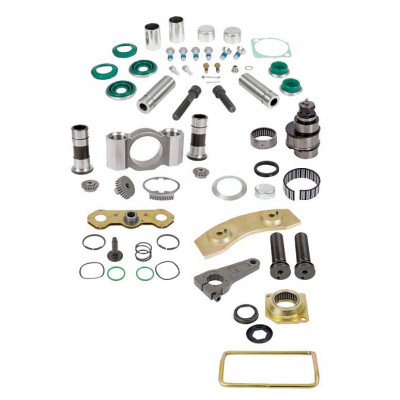 CALIPER REPAIR KIT - MERITOR - DX195 -L