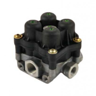 Multi Circuit Protection Valve - Knorr Bremse (REPLACES: VPS45AY  IVECO)
