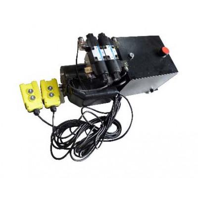 HYDRAULIC POWER PACK 12V