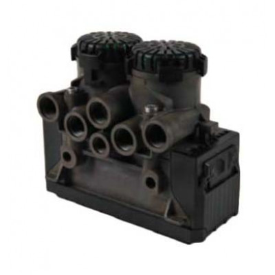 2 Channel Module Knorr Bremse  (Replaces: K000922, K001411, K020022  Volvo: 20428939, 20828239, 20828241, 21122036, 20570910  Renault: 7420570910, 7420828241, 7420828239)