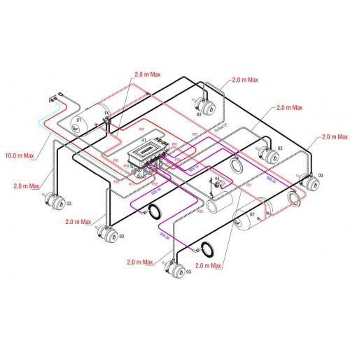 Haldex Abs Wiring Diagram Power Supply Plug    Wiring Diagram