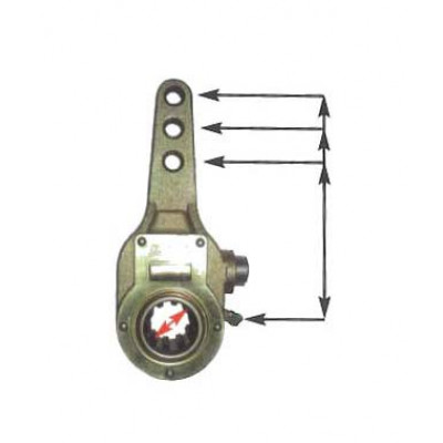 MANUAL STRAIGHT SLACK ADJUSTER