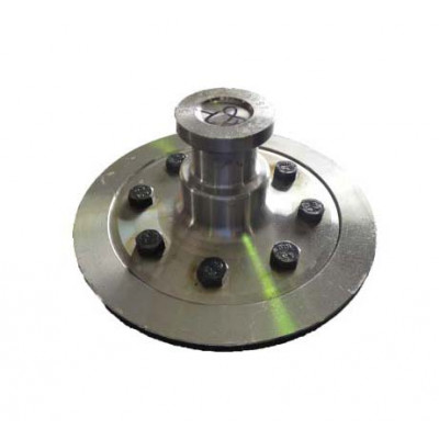 KING PIN 50mm - PLATE 12mm