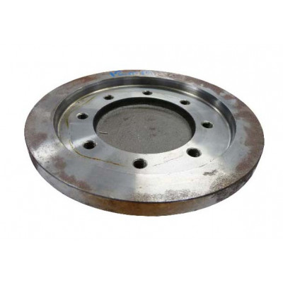 KING PIN PLATE 10mm