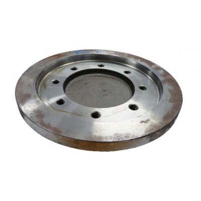 KING PIN PLATE 12mm