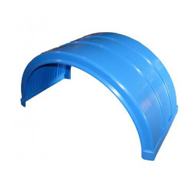 PLASTIC MUD GUARD - BLUE