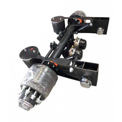 STABILITY+ SERIES UNDERSLUNG AIR SUSPENSION FOR 10 TON AXLE