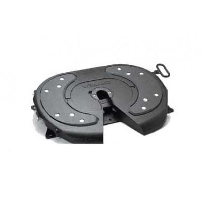 FIFTH WHEEL TURN TABLE - AUTOLUBE PLATE