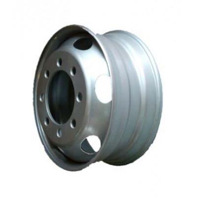 """TUBELESS STEEL RIM 19.5"""" 156mm Offset"""