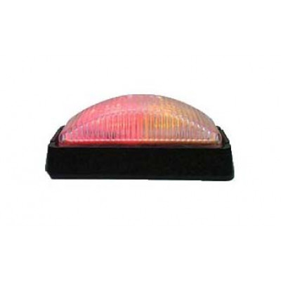 LED SIDE MARKER LAMP - RED/AMBER