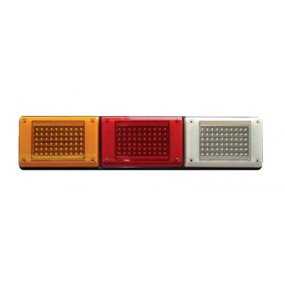 LED COMBINATION LIGHT - AMBER/RED/WHITE