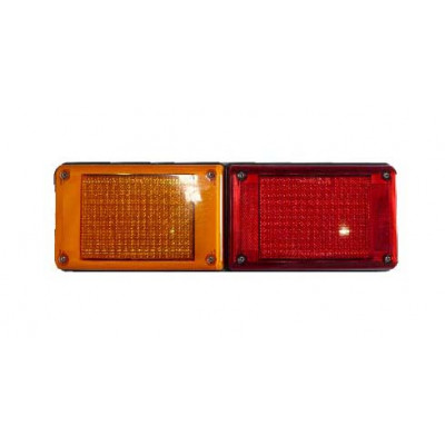 LED COMBINATION LIGHT - AMBER/RED