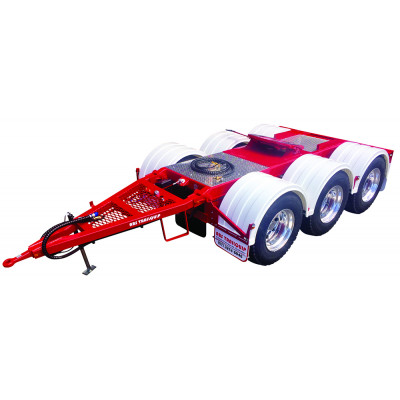 Dolly - Tri Axle - Air Suspension